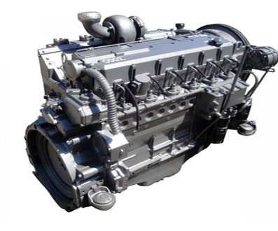 Internal combustion engines - Tok-Frez